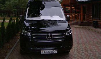 Мерседес-Спринтер VIP full